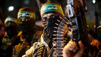 Hamás recuerda el primer aniversario de la Guerra en Gaza presentando sus nuevas armas