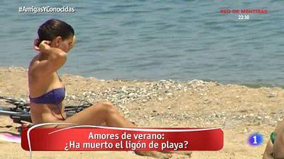 Amigas y Conocidas - �Es la playa el mejor lugar para encontrar el amor?