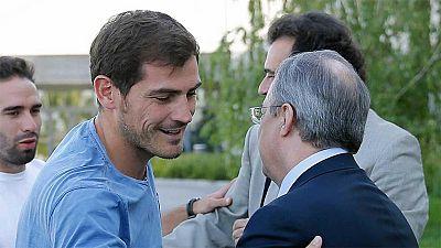 La salida de Casillas, estancada por aspectos económicos