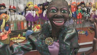 La magia de las marionetas