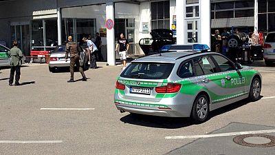 Un hombre mata a tiros a dos personas en el sur de Alemania.