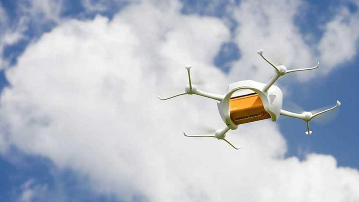 Informe semanal - Juego de drones - ver ahora