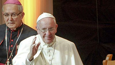 El papa Francisco continúa en Paraguay su gira Latinoamericana
