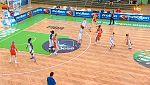 Baloncesto - Campeonato de Europa Femenino Sub-20. 1ª Semifinal: Francia-Holanda