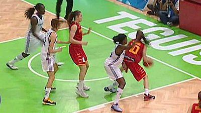 Baloncesto - Campeonato de Europa Femenino Sub-20. Final: España-Francia - Ver ahora