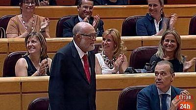 Parlamento - Conoce el parlamento - Se retira el último constituyente- 11/07/2015