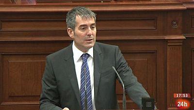 Parlamento - Otros parlamentos - Nuevo presidente canario - 1/07/2015