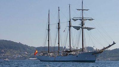 Los secretos del buque-escuela Juan Sebasti�n Elcano