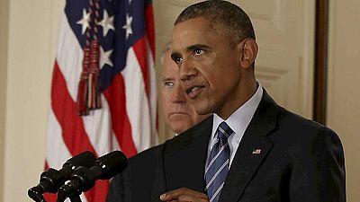 Obama subraya que, gracias al acuerdo, se ha parado la proliferación de armas nucleares en la región.