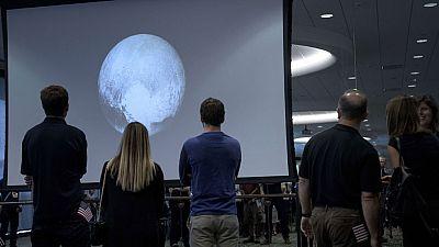 La nave de la NASA 'New Horizons' hace historia al situarse a unos 12.500 kilómetros de Plutón