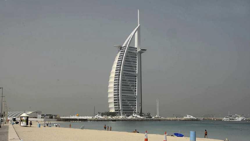 'Nómadas' en Dubái