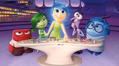 Pete Docter y Jonas Rivera hablan sobre 'Del Reves (Inside Out)', con RTVE.es