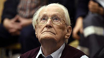 Alemania condena al contable de Auschwitz a cuatro años de cárcel