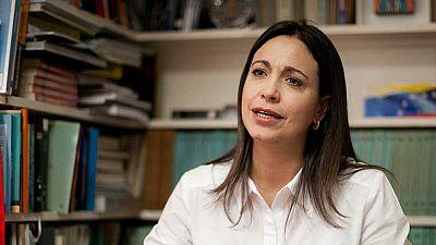 Venezuela inhabilita a la opositora María Corina Machado para ejercer cargos públicos por un año