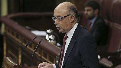 Debate en el Congreso sobre la rebaja del IRPF y el techo de gasto para 2016