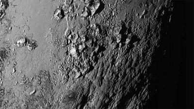 Plutón, el mundo helado que comienza a descubrir 'New Horizons'