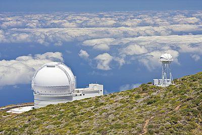 El Observatorio de La Palma recibirá 20 telescopios de rayos gamma