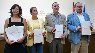 Uxue Barkos será nueva presidenta de Navarra