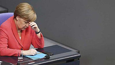 El Bundestag aprueba negociar el tercer rescate de Grecia