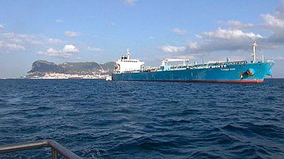 Revisión y mantenimiento de buques en tránsito en el puerto de Algeciras