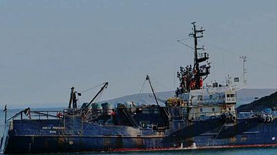 Rusia intercepta al pesquero español 'Adexe Primero' en aguas del Ártico