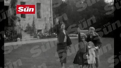 Polémica en Reino Unido tras la publicación de un vídeo de la Reina