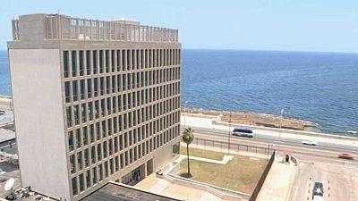 Mañana lunes abrirán las embajadas de Cuba y EEUU