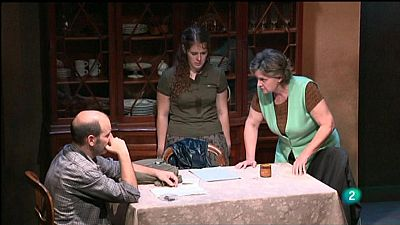 "Atenci�n obras - Festival Grec de Barcelona, ""La tortuga de California"""