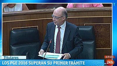 Parlamento - Parlamento en 3 minutos - 18/07/2015