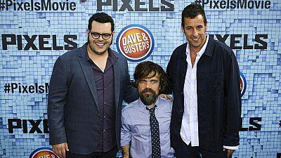 Estreno de  'Pixels', la nueva comedia de Chris Columbus