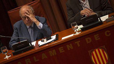 El Parlament reprueba a Jordi Pujol por ocultar fondos en el extranjero