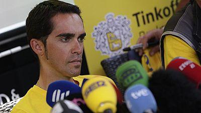 """Contador: """"No estaría satisfecho con un podio"""""""