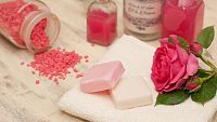 Los Consejos de Maxi - Jabón de rosas