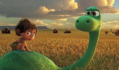 Nuevo tráiler de 'El viaje de Arlo', de Pixar