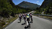 La decimoctava etapa se disputa este jueves entre Gap y Saint Jean de Maurienne, de 186 kilómetros. El Glandon, lejos de meta, en el menú de 7 puertos.