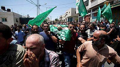 Un palestino muere por disparos del ejército israelí durante una redada en Hebrón