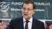 """Rajoy: """"Hemos pasado de provocar la mitad del paro en Europa a crear la mitad del empleo"""""""