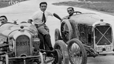 Historia de la automoción - El autódromo de Terramar