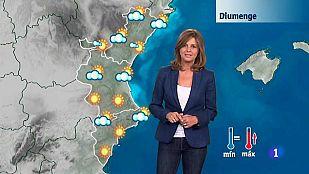 El tiempo en la Comunidad Valenciana - 24/07/15