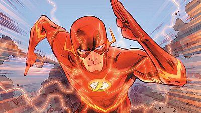 Video homenaje de DC comics por el 75 aniversario de Flash