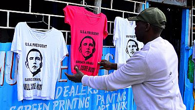 Kenia recibe a Obama, la primera visita de un presidente de EE.UU