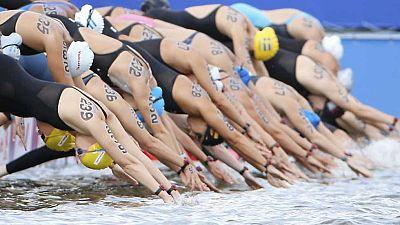 Mundial de Natación de Kazán - Aguas abiertas 5Km Femenino -Ver ahora