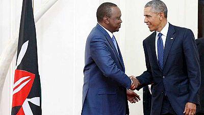 Obama inaugura la Cumbre Global de Emprendedores en Kenia