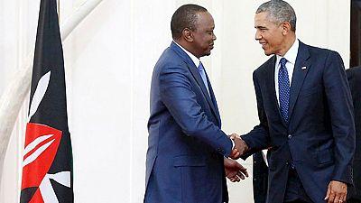 Barak Obama inaugura en Kenia la Cumbre Global de Emprendedores