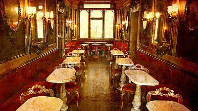 El gran caf� Italiano - Venecia - Ver ahora