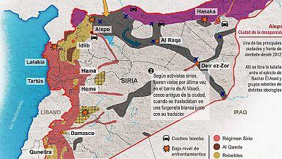 Informe Semanal - Desaparici�n en Siria - Ver ahora