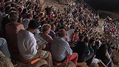 El Festival de Teatro Clásico de Mérida viaja hasta Medellín, en Badajoz