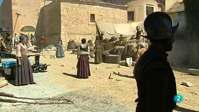 'La española inglesa', una pelicula de TVE en homenaje a Cervantes