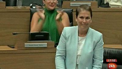 Parlamento - Otros parlamentos - Investidura en Navarra - 25/07/2015