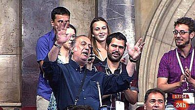 Parlamento - Otros parlamentos - Rumba catalana - 25/07/2015